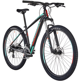 "ORBEA MX 50 29"", black/turqoise/red"
